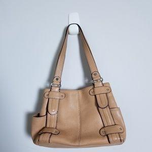 Handbags - TIGNANELLO MUSTARD TOTE SATCHEL/HOBO